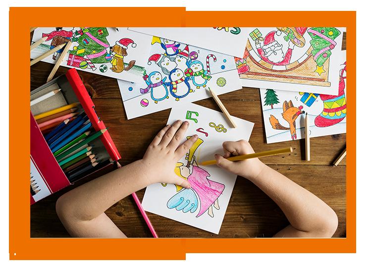 Fundamentals of Art & Design (Age 5 to 8)