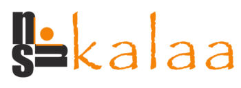 Kalaa – Art & Design Mobile Logo