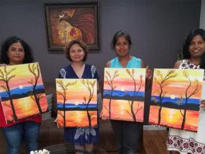 Painting nite