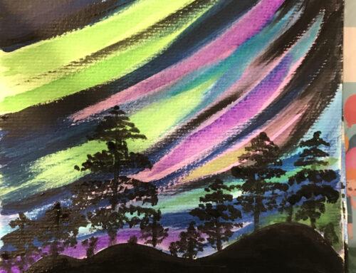Aurora, Magic of Colors