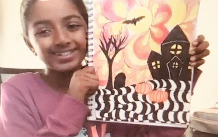 Saira-opart- Halloween
